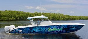 Used Prowler Saltwater Fishing Boat For Sale