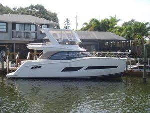 Used Carver C40 Flybridge Boat For Sale