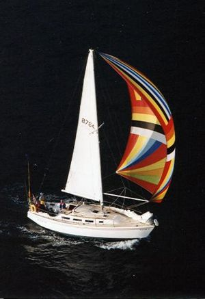 Used Catalina 36 Racer and Cruiser Sailboat For Sale