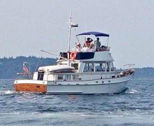 Used Grand Banks TriCabin Flybridge Boat For Sale