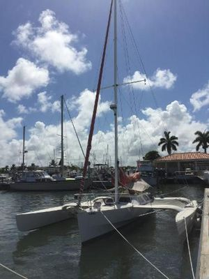 Used Chris White Hammerhead Multi-Hull Sailboat For Sale