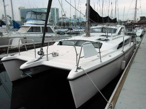 Used Gemini 105Mc Racer and Cruiser Sailboat For Sale