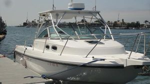 Used Boston Whaler 295 Conquest Express Cruiser Boat For Sale