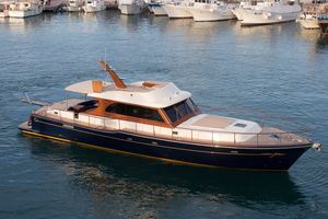 New Morgan Fast Commuter Motor Yacht For Sale