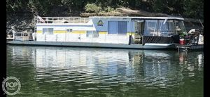 Used Stardust 11 x 54 House Boat For Sale
