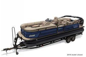 New Regency 250 LE3 w/300L Verado250 LE3 w/300L Verado Pontoon Boat For Sale