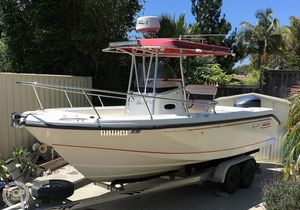 Used Boston Whaler Outrage 230 Center Console Fishing Boat For Sale