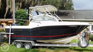 Used Seaswirl Striper 220 DC Runabout Boat For Sale
