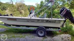 Used Mako Pro Skiff Fishing Boat For Sale