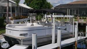 Used Avalon Catalina 2485 ENT Pontoon Boat For Sale