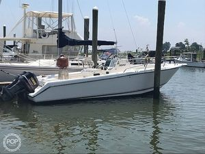 Used Century Tournament 3000 Center Console Fishing Boat For Sale