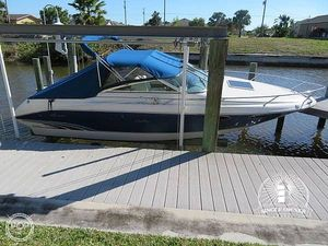 Used Sea Ray 230 Overnighter Walkaround Fishing Boat For Sale