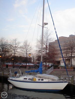 Used Columbia 10.7 (10.7m/35ft) Racer and Cruiser Sailboat For Sale