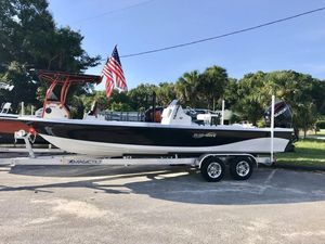 New Blue Wave 2400 Classic2400 Classic Center Console Fishing Boat For Sale