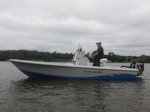 New Blue Wave 2000 PureBay2000 PureBay Center Console Fishing Boat For Sale