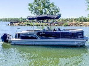 Used Tahoe 2485 LTZ Quad Lounger2485 LTZ Quad Lounger Pontoon Boat For Sale