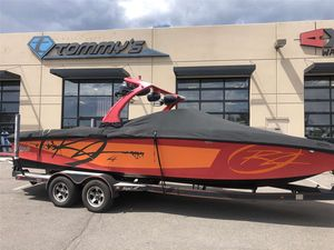 Used Tige RZ4RZ4 Ski and Wakeboard Boat For Sale