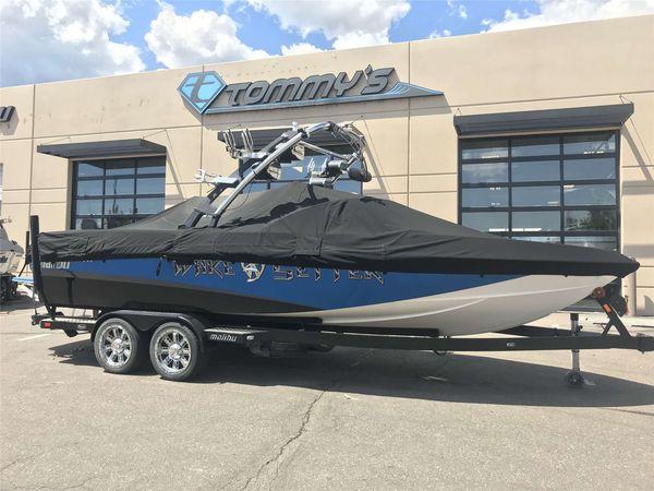 Used Malibu 247247 Ski and Wakeboard Boat For Sale