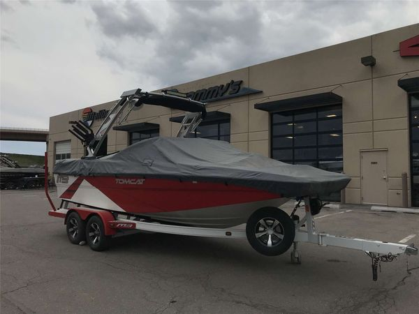 Used Mb Sport 21 Tomcat21 Tomcat Ski and Wakeboard Boat For Sale