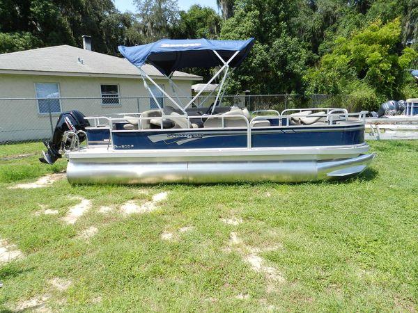 New Ranger 200F200F Pontoon Boat For Sale