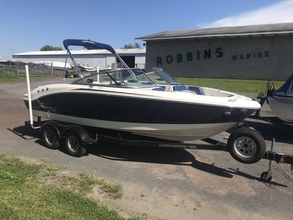 Used Chaparral 21 H2O Sport Sports Cruiser Boat For Sale