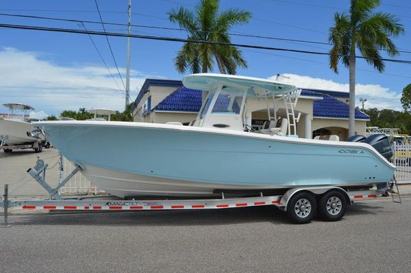 New Cobia 301CC301CC Center Console Fishing Boat For Sale