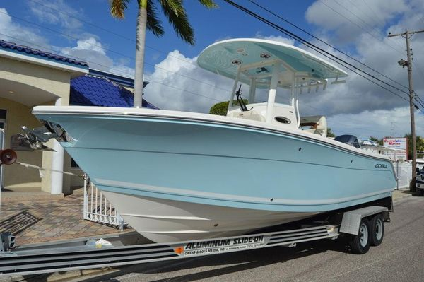 New Cobia 240cc240cc Center Console Fishing Boat For Sale