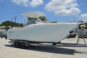New World Cat 255DC255DC Dual Console Boat For Sale