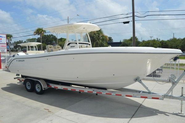 New Century 3200 CC3200 CC Center Console Fishing Boat For Sale