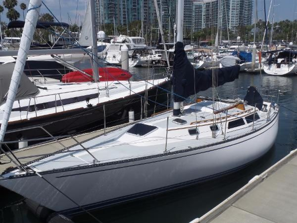 Used Catalina 38 Cruiser Boat For Sale