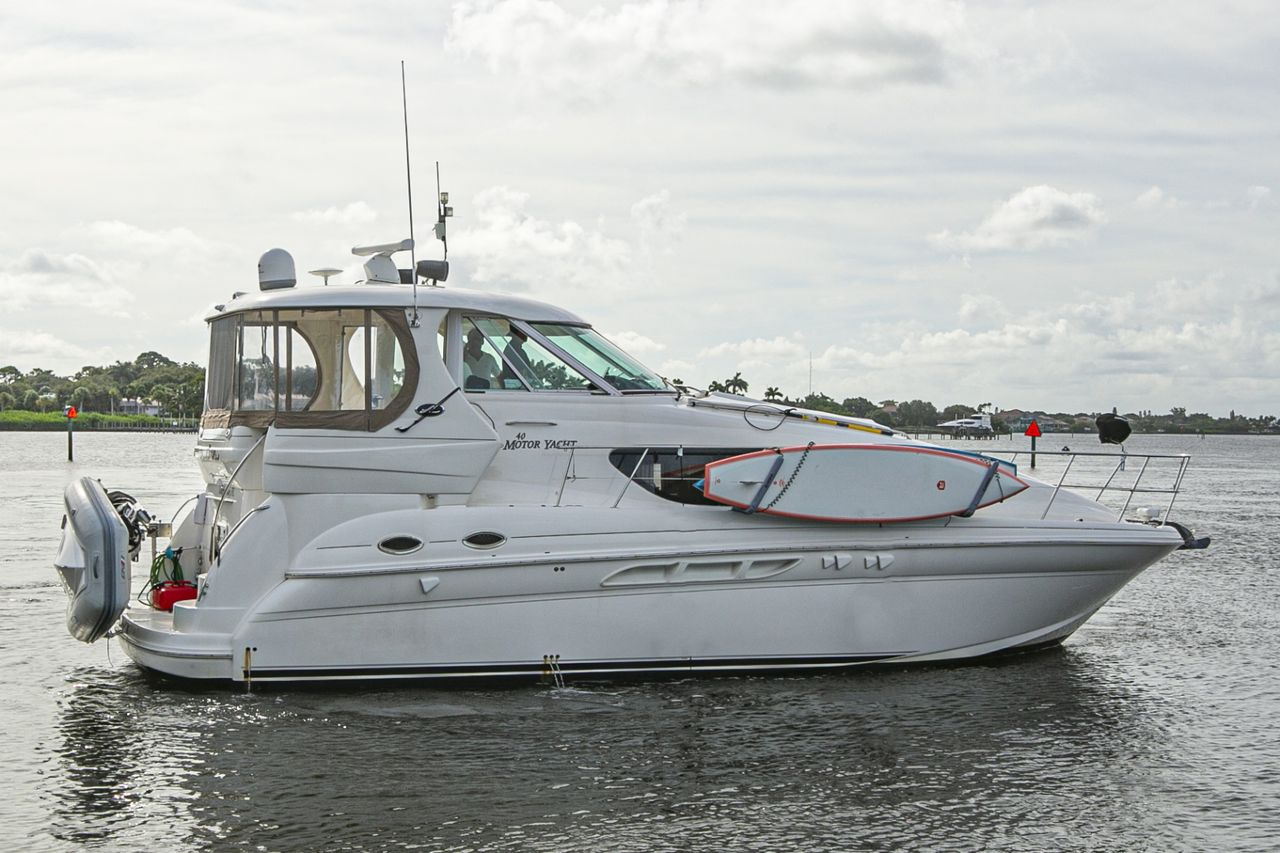 2006 Used Sea Ray Motor Yacht For Sale - $218,900 - Nokomis