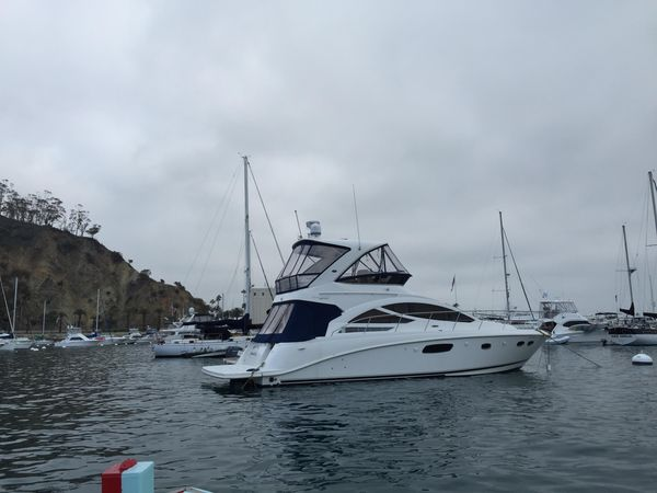 Used Sea Ray 450 Sedan Bridge450 Sedan Bridge Motor Yacht For Sale