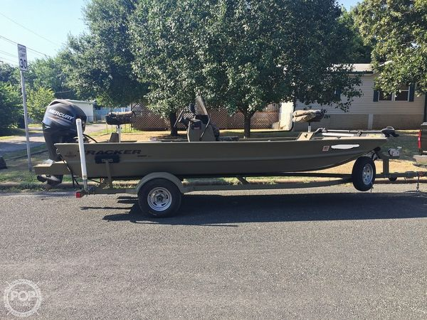 Used Tracker Grizzly 1860 CC MVX Center Console Fishing Boat For Sale
