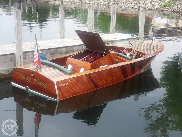 Used Macbay 17 Runabout Antique and Classic Boat For Sale