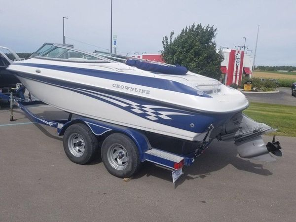 Used Crownline 202 BR202 BR Bowrider Boat For Sale