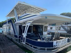 Used Jamestowner 16x7616x76 House Boat For Sale