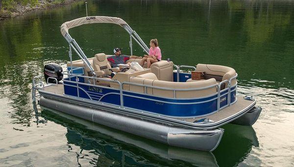 New Lowe SS 210 VSS 210 V Pontoon Boat For Sale