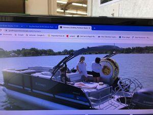 New Godfrey Monaco 235 SFLMonaco 235 SFL Pontoon Boat For Sale
