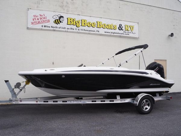 New Hurricane SD Sport SS 185 OBSD Sport SS 185 OB Deck Boat For Sale