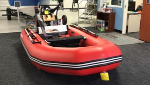 Used Saturn SD365 INFLATABLESD365 INFLATABLE Boat For Sale
