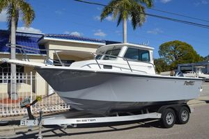 New Parker 2120 SC2120 SC Walkaround Fishing Boat For Sale