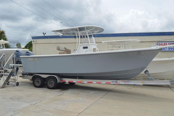 New Parker 2501 CC2501 CC Sports Fishing Boat For Sale