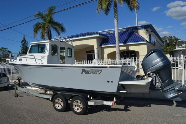 New Parker 2320 SC2320 SC Walkaround Fishing Boat For Sale
