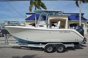 New Cobia 220CC220CC Center Console Fishing Boat For Sale