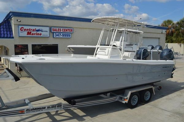 New World Cat 230CC230CC Center Console Fishing Boat For Sale