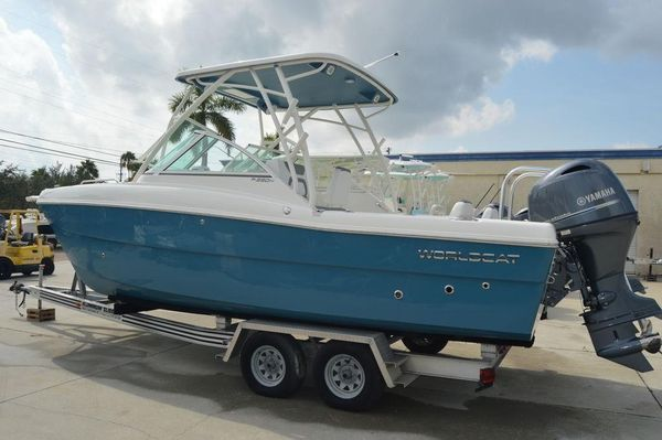 New World Cat 230DC230DC Center Console Fishing Boat For Sale