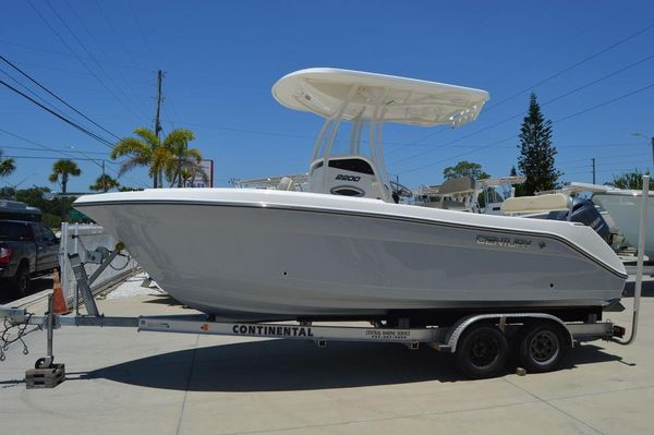 New Century 2200 CC2200 CC Center Console Fishing Boat For Sale