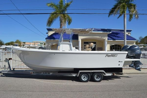 New Parker 2501 CC2501 CC Center Console Fishing Boat For Sale