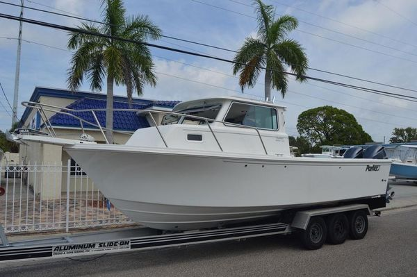 New Parker 2820 XLD SC2820 XLD SC Walkaround Fishing Boat For Sale