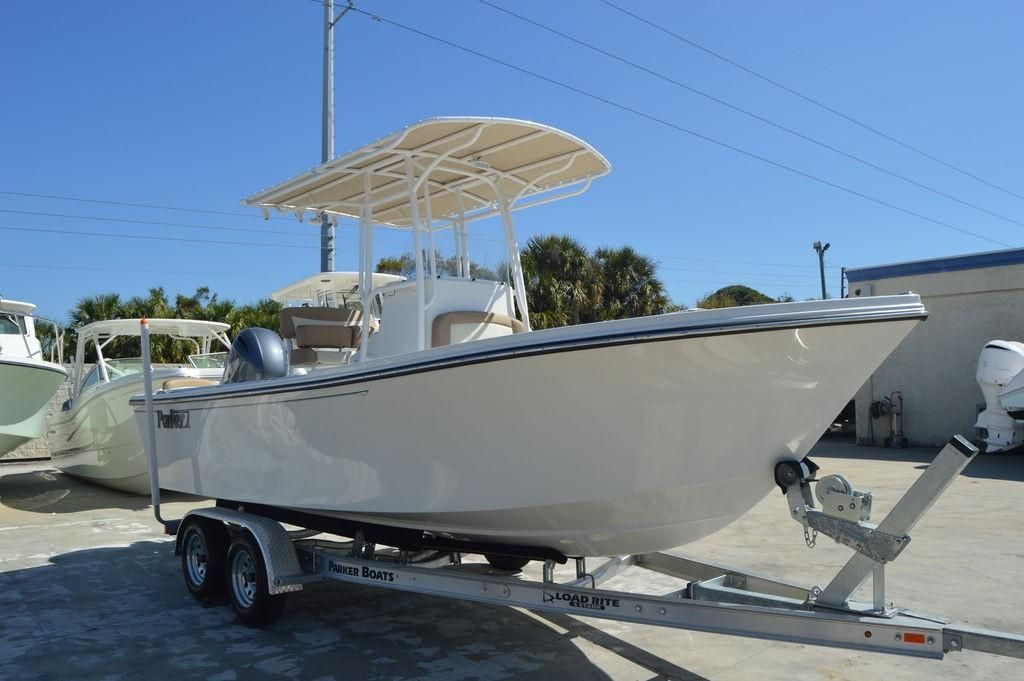 2018 New Parker 2100 Se2100 Se Center Console Fishing Boat